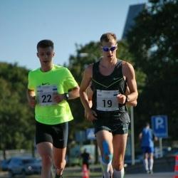 SEB Tallinna Maraton - Bert Tippi (19), Indrek Ilumäe (22)