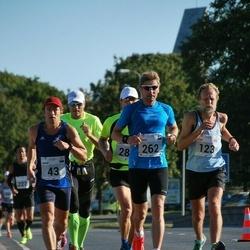 SEB Tallinna Maraton - Andre Abner (43), Clem Dixon (123), Indrek Tikva (262)