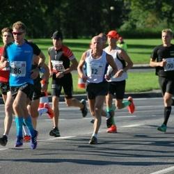 SEB Tallinna Maraton - Ago Veilberg (12), Morten Sætha (86)