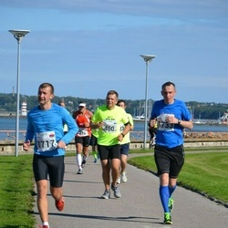 SEB Tallinna Maraton - Eerik Heldna (460), Vitali Savanovich (1717), Alvin Vann (1733)