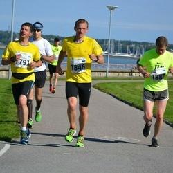 SEB Tallinna Maraton - Arles Taal (1791), Kaupo Tiislär (1846), Kimmo Paap (1887)