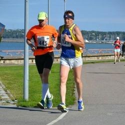 SEB Tallinna Maraton - Anatoli Klisheuski (121), Indrek Mägi (445)