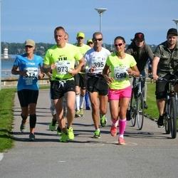 SEB Tallinna Maraton - Arnold Laroye (395), Jelena Kirillova (694), Johannes Juhkental (973)