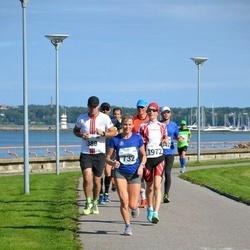 SEB Tallinna Maraton - Armin Tänav (380), Siiri Pilt (732), Kristel Sillaots (1972)