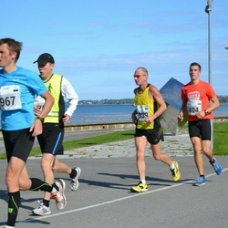 SEB Tallinna Maraton - Andre Petraudze (404), Arduino Leonardi (939), Riho Vals (967)