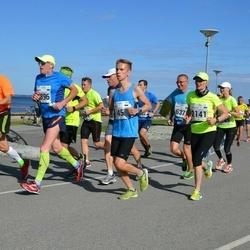 SEB Tallinna Maraton - Brent Pere (45), Anželika Mullaste (2141)