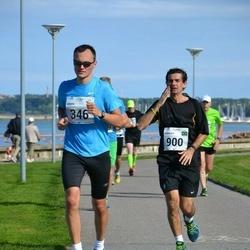 SEB Tallinna Maraton - Armin Allmäe (346), Oswaldo Poggi Junior (900)