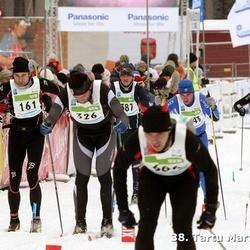 38. Tartu Maraton - Kalmer Kallasmaa (161), Manivald Luidre (256), Artur Maier (326), Raivo Puhke (606)