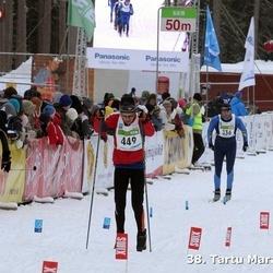 38. Tartu Maraton - Mati Koovit (336), Marko Greenbaum (449), Arvi Kiik (565), Alar Reiska (2486)