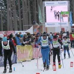 38. Tartu Maraton - Tõnu Hendrikson (688), Andre Kull (2744), Eddi Joost (2749)