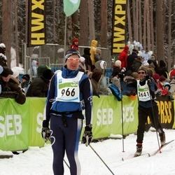 38. Tartu Maraton - Aare Aasa (966), Olavi Grünvald (2641)