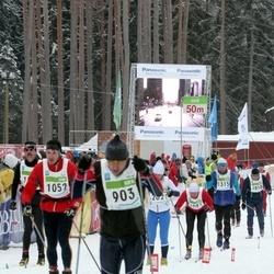 38. Tartu Maraton - Riho Kikkas (903), Toomas Puskar (1010), Aare Piire (1052), Martin Suuroja (1315)