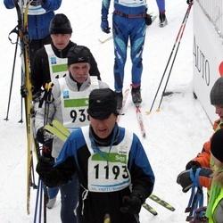 38. Tartu Maraton - Rein Kriks (938), Yngvar Helle (1193), Boris Kirillov (1496)