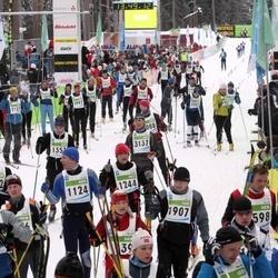 38. Tartu Maraton - Viivo Siimpoeg (965), Vahur Pindma (1124), Indrek Sootla (1244), Aare Puusaar (1907), Tarvi Kliimask (3137)