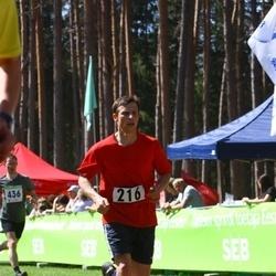 SEB 26. Tartu Jooksumaraton - Artur Taivere (216), Ants Isak (436)
