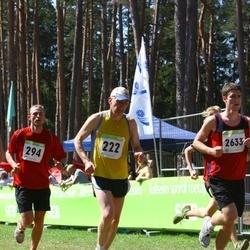 SEB 26. Tartu Jooksumaraton - Ain Kivisild (222), Andre Pukk (294), Martin Ligi (2633)