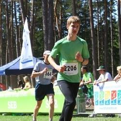 SEB 26. Tartu Jooksumaraton - Ahti Bleive (364), Harald Astok (2206)