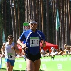 SEB 26. Tartu Jooksumaraton - Andre Abner (160), Dmitry Parygin (211)