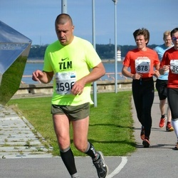 SEB Tallinna Maraton - Gert Kello (878), Ando Mesi (1596)
