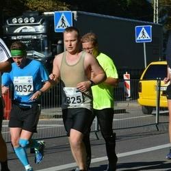 SEB Tallinna Maraton - Rauno Liebenau (1325), Arto Kauhanen (2052)
