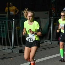 SEB Tallinna Maraton - Cathy-Liis Suurkivi (822)
