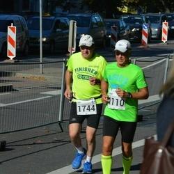 SEB Tallinn Marathon - Kimmo Olari (1110), Jari Paavola (1744)