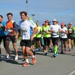 SEB Tallinna Maraton - Anna Metrycka (1028), Janne Virtala (1269), Siim Saidla (1366)