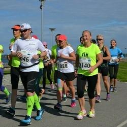 SEB Tallinna Maraton - Anna Metrycka (1028), Marge Põder (2140)