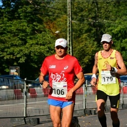 SEB Tallinna Maraton - Mikhail Vasilenko (106), Andris Leja (179)