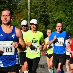 SEB Tallinna Maraton - Urmas Ärm (133), Alvin Vann (1733)