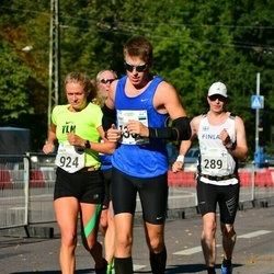 SEB Tallinna Maraton - Ari Kilpinen (289), Sandra Tross (924)