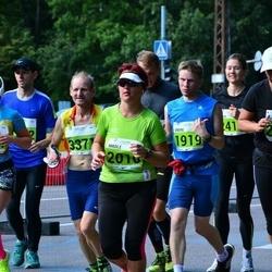 SEB Tallinna Maraton - Endre Varik (1919), Madle Serglov (2010), Kuno Kipper (3371)