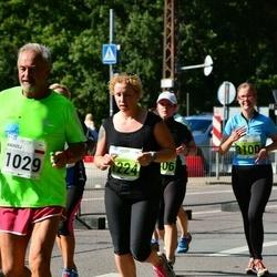 SEB Tallinna Maraton - Andrzej Rzeznicki (1029), Anni Leiger (1224)