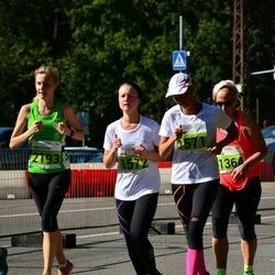SEB Tallinna Maraton - Mira Helin (1572), Anastasia Totmina (2193)
