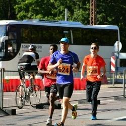 SEB Tallinna Maraton - Andrei Lambinen (624), Mikhail Semenenko (2018)
