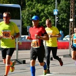 SEB Tallinna Maraton - Marek Meus (240), Indrek Roio (984)