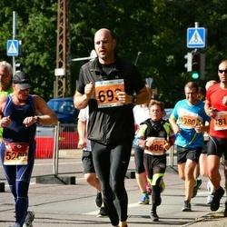 SEB Tallinna Maraton - Aron Jäger (693)
