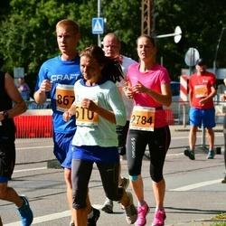 SEB Tallinna Maraton - Peeter Kirspuu (510), Adeele Arnek (2784)