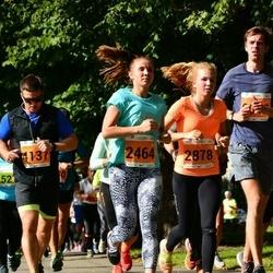 SEB Tallinna Maraton - Anna Markova (2464), Kaisi Ers (2878)