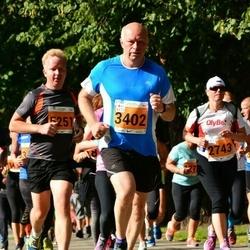 SEB Tallinna Maraton - Annelii Üprus (2743), Anatolii Dorokhov (3402)