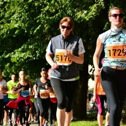SEB Tallinna Maraton - Mari Põld (1729), Anneli Vellerind (5176)