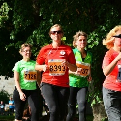 SEB Tallinna Maraton - Annika Rull (2126), Sandra Aria (8393)