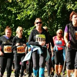 SEB Tallinna Maraton - Anna Lavrentsova (4427), Maria Andrejeva (4429)