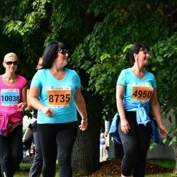 SEB Tallinna Maraton - Annika Kaarma (4950), Annika Kaer (8735)