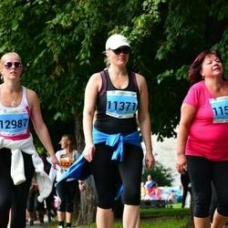SEB Tallinna Maraton - Reelika Riimand (11371), Anna Repnau (12987)