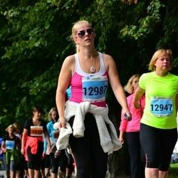 SEB Tallinna Maraton - Maarika Grents (12947), Anna Repnau (12987)