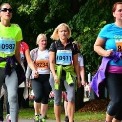 SEB Tallinna Maraton - Eneli Toom (8234), Katrin Rüstern (10911), Annika Piltjai (10987)