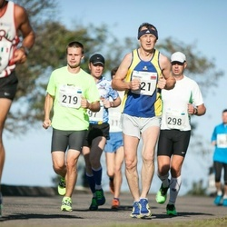 SEB Tallinna Maraton - Anatoli Klisheuski (121), Meelis Rink (298)