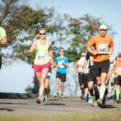 SEB Tallinna Maraton - Brit Rammul (371), Indrek Mägi (445)