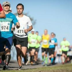 SEB Tallinna Maraton - Tommi Saarikivi (471), Artur Raudna (974)
